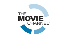 Premium channels available from Northland - The Movie Channel Logo.